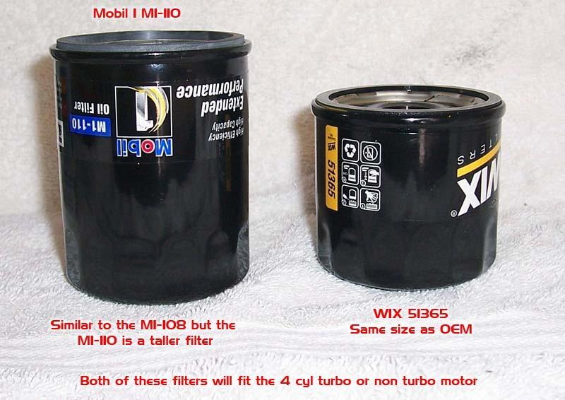Oil Filter Question   HELP! - Page 2 - Subaru Impreza GC8