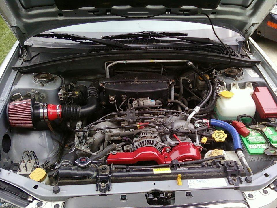 2003 Forester 2 5X (EJ251) Build    - Subaru Impreza GC8 & RS Forum