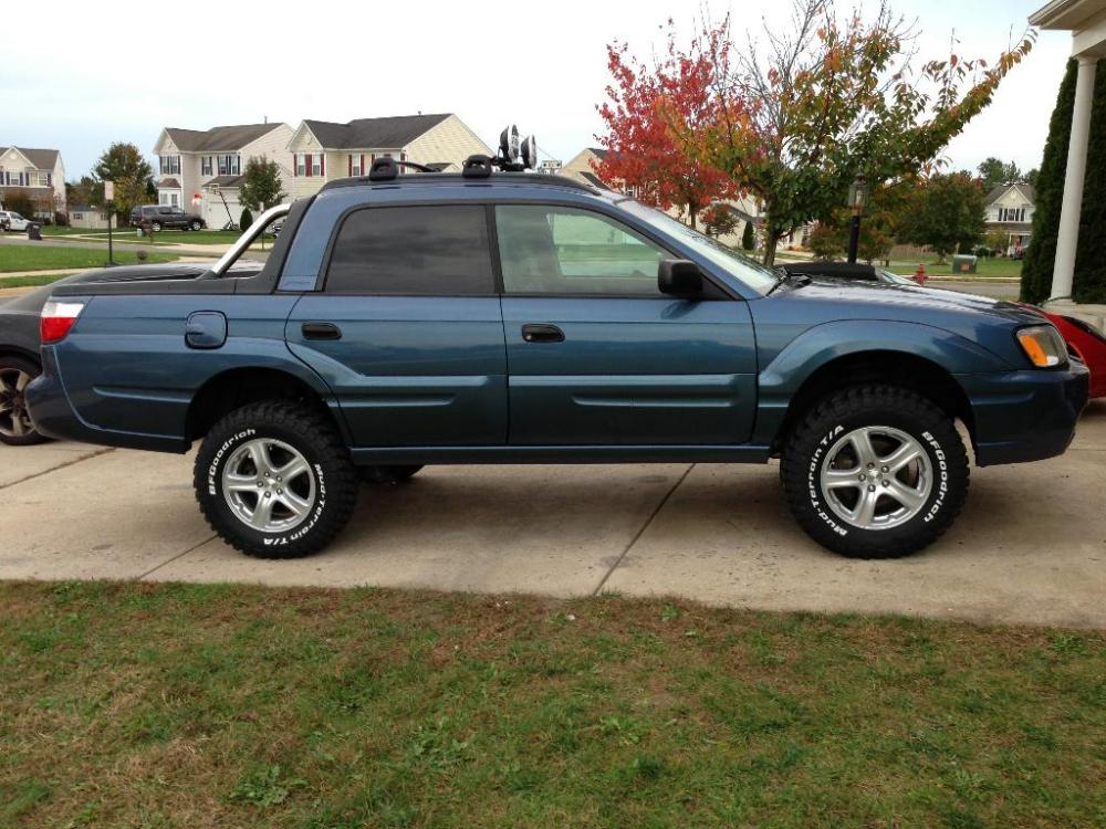 H6 swap into lifted 06 Baja, considering 3 0 or 3 6, looking