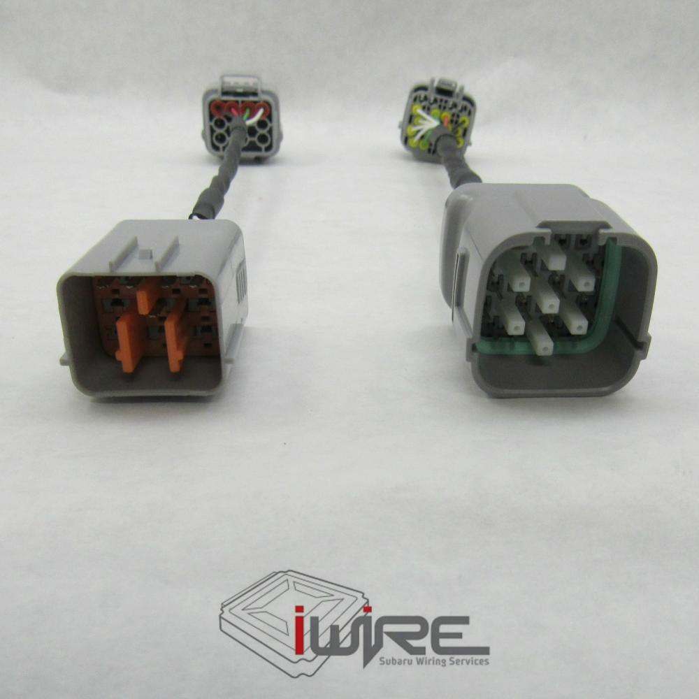 Iwire Subaru Avcs Wiring Kits For Sale Impreza Gc8 Rs Engine Adapters 1