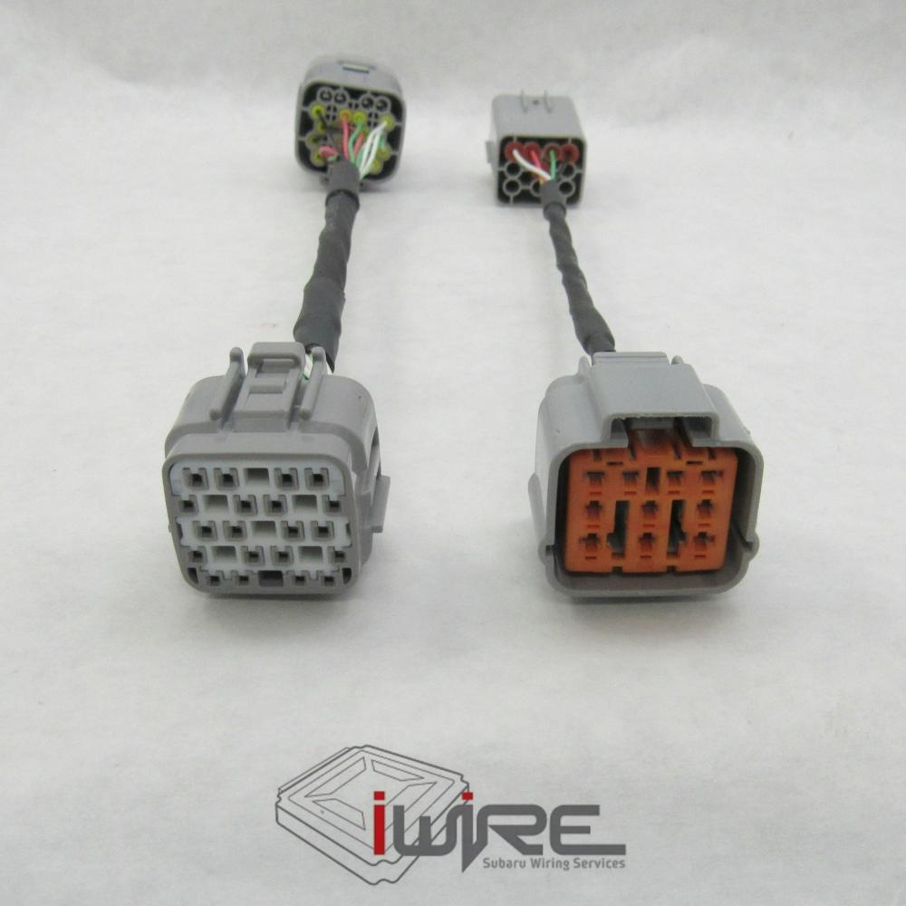 Iwire Subaru Avcs Wiring Kits For Sale Impreza Gc8 Rs Engine Adapters 2