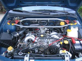 Bue Car's 1995 EJ257 STi Track Coupe-engine-bay-03-16-13.jpg