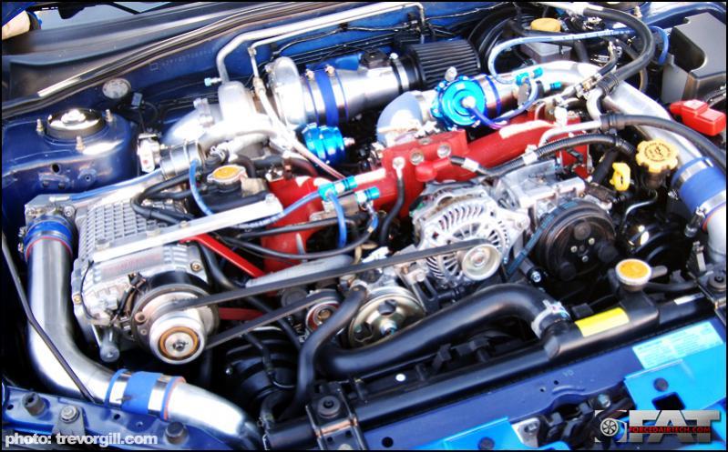 So You Want To Supercharge Your Subaru Subaru Impreza Gc8 Rs