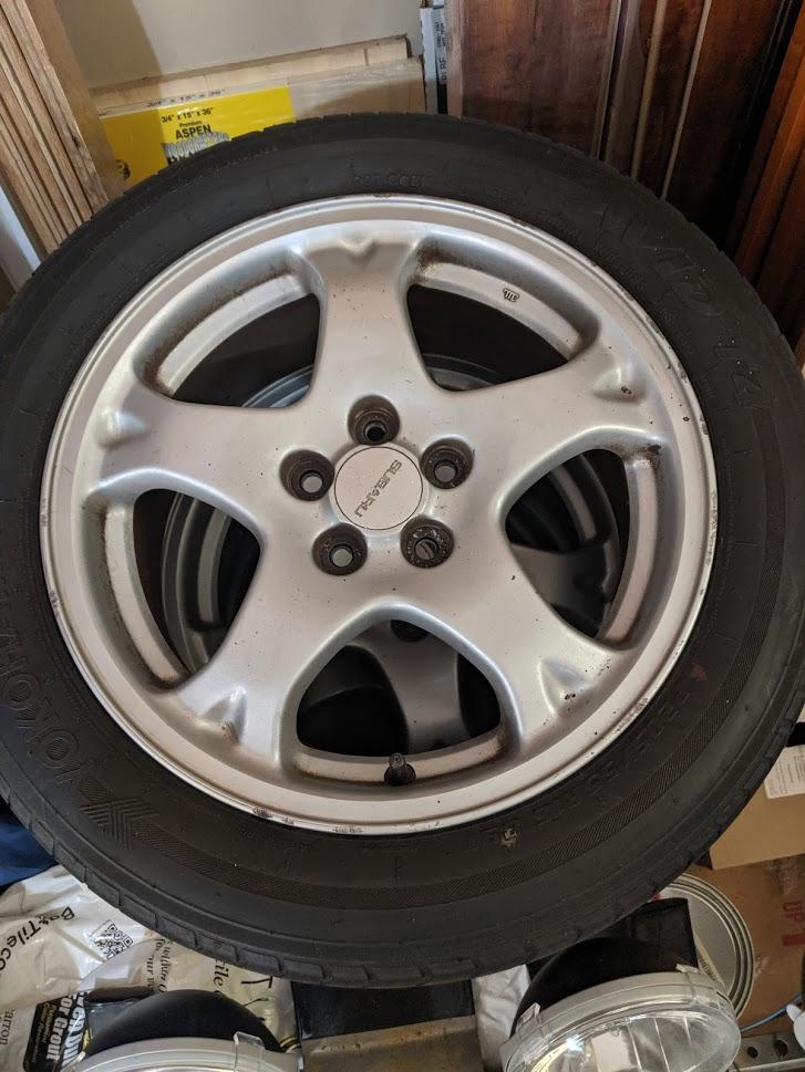 5 x Silver '99 2.5RS 5 Spoke Wheels (0 obo)-img_20191005_124529.jpg