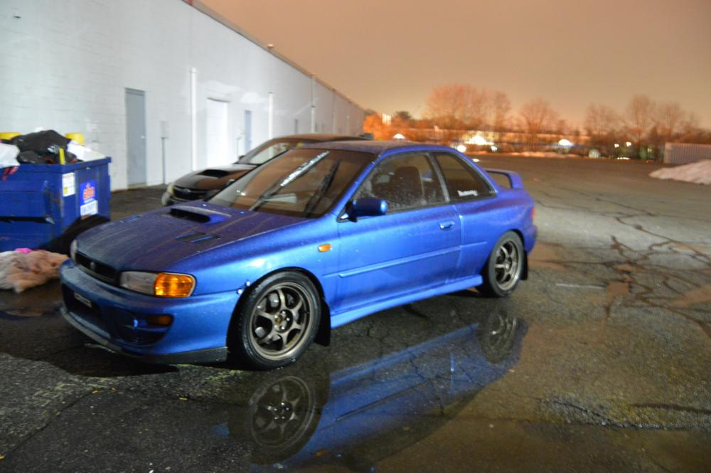 another jdm swapped 99 rs - Subaru Impreza GC8 & RS Forum
