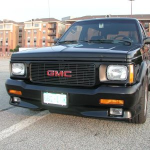 My 1992 GMC Typhoon that got me addicted to AWD and high horsepower